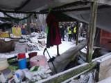 Najstarsze koczowisko bezdomnych w Poznaniu przestało istnieć. Powstało w latach 90. Przygotowania do likwidacji trwały prawie rok