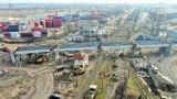 Powstaje wiadukt kolejowy pomiędzy stacjami Gdańsk Port Północny i Gdańsk Kanał Kaszubski. Będzie gotowy w tym roku
