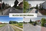 Ulica Szczecińska w polskich miastach. Gdzie nasze miasto dostało swoją ulicę? Zobacz ZDJĘCIA