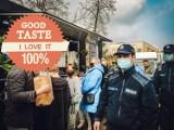 Sensacja! Zlot Food Trucków w Radomiu został przedwcześnie zamknięty. Duże siły policyjne na imprezie