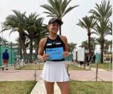 Wielki sukces! Weronika Falkowska wygrała pierwszy zawodowy turniej! (ZDJĘCIA)