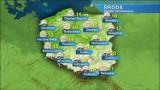 Pogoda na środę, 5 maja. Będzie deszczowo i burzowo