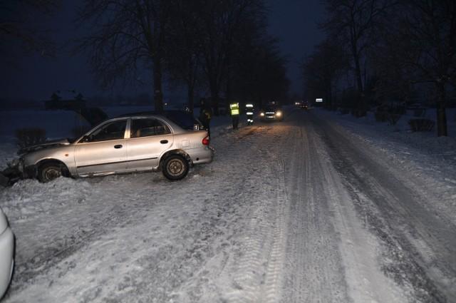 Wypadek w Księżpolu