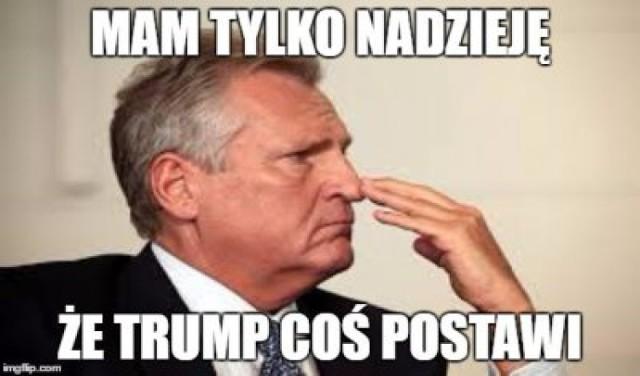 Memy z Kwaśniewskim. Były prezydent skończył 62 lata!