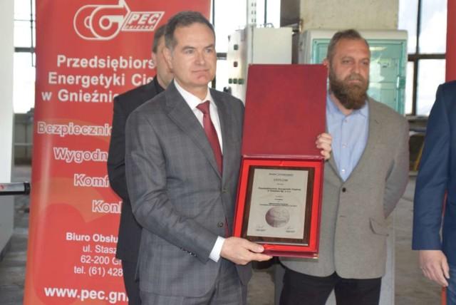 PEC w Gnieźnie czwartym przedsiębiorstwem ciepłowniczym w Polsce!