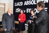 Z archiwum Gazety Sycowskiej: Zjazd i rocznica w ZSP