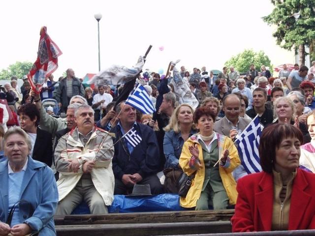 Zgorzelecka publiczność będzie mogła posłuchać greckich piosenek tylko przez jeden dzień