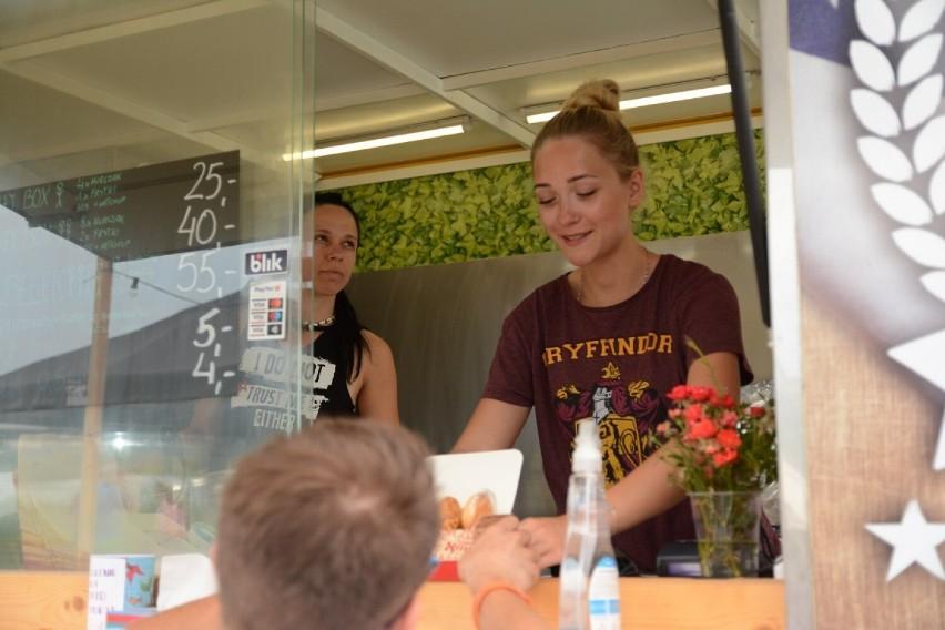 Food trucki wrócą na bulwar w Koninie w ostatni weekend...