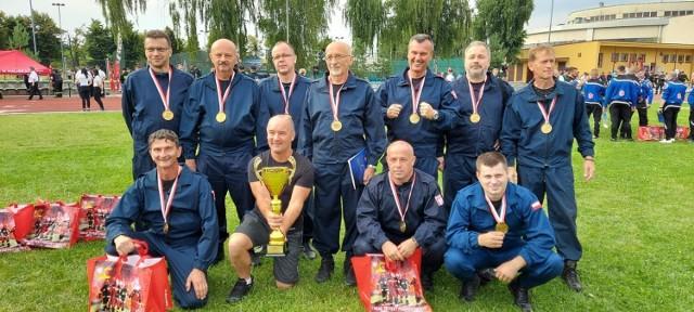 Strażacy z OSP w Niechobrzu najlepsi w Polsce! Będą reprezentować cały kraj międzynarodowej opimpiadzie