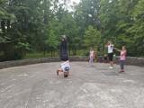 Konin. Capoeira w Parku Chopina. Akademia Capoeira Konin zaprosiła do wspólnych ćwiczeń i grania