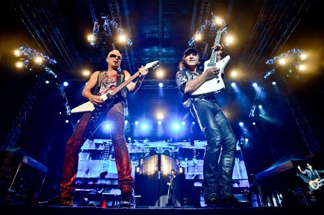 Wywiad ze Scorpions