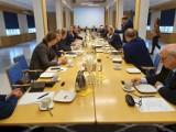 Starostowie z całej Wielkopolski rozmawiali o nowych inwestycjach drogowych