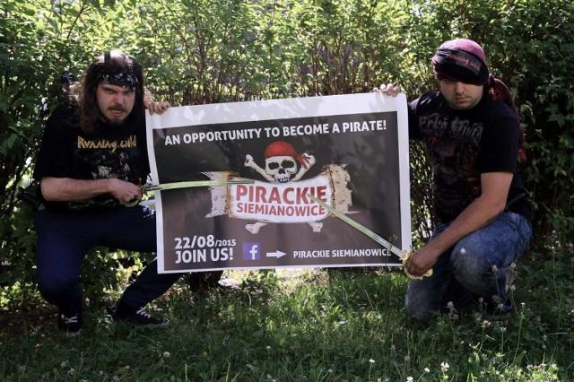 Pirackie Siemianowice: Siemianowice Śląskie opanują sami piraci