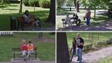 Mieszkańcy Legnicy przyłapani przez kamerę Google w Parku Miejskim. Spacerowałeś po parku? Sprawdź, może jesteś na zdjęciach! [GALERIA]