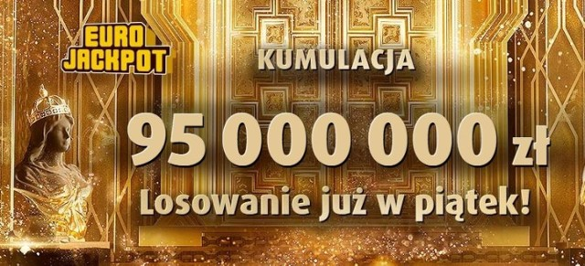 Eurojackpot wyniki 30.11 2018. Losowanie loterii Eurojackpot na żywo 30 listopada. Do wygrania są 95 mln [wyniki, zasady]