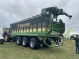 Wielkie maszyny rolnicze pod Poznaniem. Wystartowało Agro Show 2021