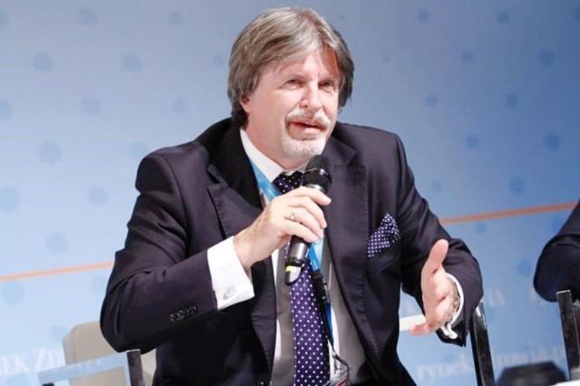 Andrzej Sośnierz, śląski poseł Porozumienia (PiS)