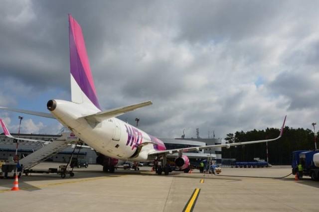 Wizz Air znów będzie latał z Goleniowa do Lwowa i Stavanger