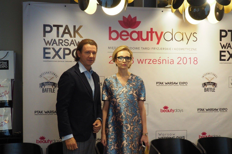 Beauty Days 2018 Międzynarodowe Targi Fryzjerskie I Kosmetyczne W