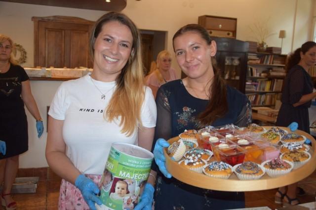 Charytatywna sprzedaż ciast i Baby Targ dla Mai - 18.07.2021