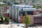 W łodzkim EC 1 realizowany jest projekt Narodowego Centrum Kultury Filmowej, trwa budowa sal warsztatowych i wystaw
