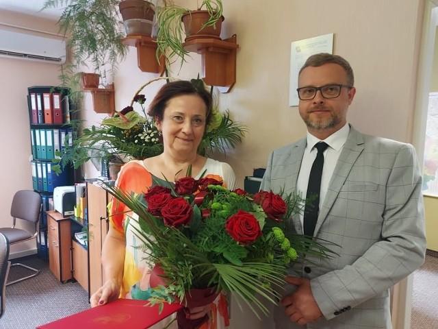 Iwona Juraszek odeszła na emeryturę