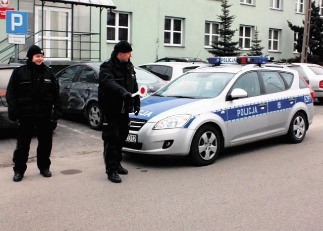 Policja Brzeziny