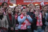 Strefa Kibica w Katowicach na meczu Polska - Kolumbia. Wielki smutek! [ZDJĘCIA]
