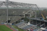 Tak wyglądała budowa Areny Zabrze. Zobacz stadion Górnika na archiwalnych zdjęciach [GALERIA]