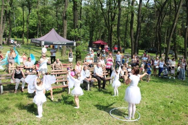 W Parku Podlesie odbywają się corocznie Hutnicze Pikniki Rodzinne