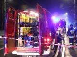 Tragiczny pożar w Katowicach. Zginął niepełnosprawny mężczyzna. Prawdopodobnie przyczyną niedopałek papierosa