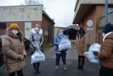 278 pracowników żagańskiego szpitala otrzymało życzenia i prezenty świąteczne od pracowników Bartex-u!