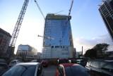 Katowice: Śmiertelny wypadek na budowie biurowców Global Office Park. Robotnik spadł z wysokości i zginął