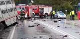 Tragiczny wypadek w Niewierzu na trasie Toruń - Brodnica [AKTUALIZACJA]