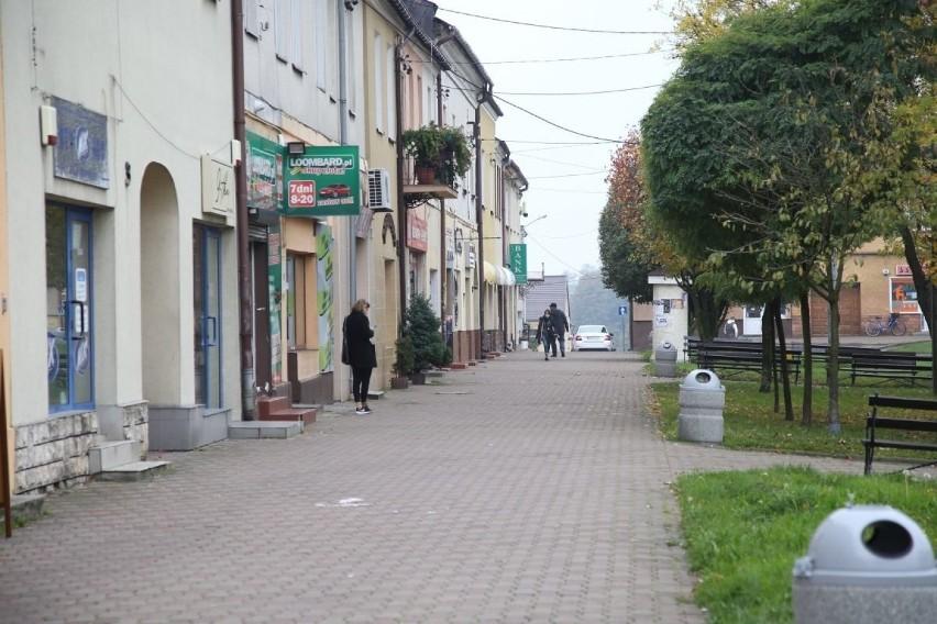Staszów i powiat staszowski w sobotę 24 października po raz...