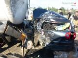 Tragiczny wypadek na autostradzie A4 w Gliwicach. Nie żyje 28-latek