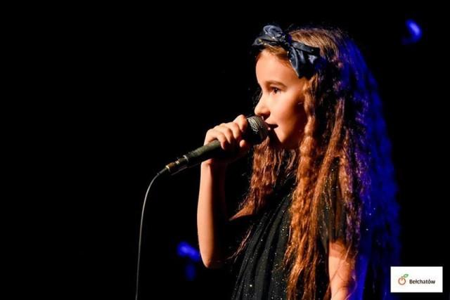 Tatiana Kopala z Bełchatowa wystąpi w The Voice of Kids