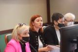 Wrześniowa sesja Rady Miejskiej Legnicy, obrady prowadziła Marta Wisłocka
