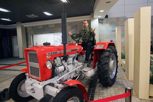 W Legnicy będzie licytowany traktor