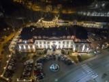 Są cudowne! Zdjęcia Śląska i Zagłębia nocą! Zobacz te WSPANIAŁE fotografie miast wykonane dronem. Jest magia!