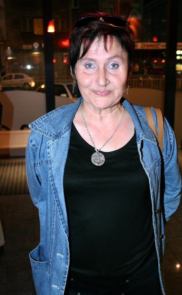 Małgorzata Riedel, wdowa po muzyku zespołu Dżem