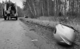 Nie żyje motorowerzysta, który był ranny po wypadku w Solcu Kujawskim [zdjęcia]