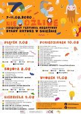 Weekend w Gnieźnie i okolicy 7-9 sierpnia [ZAPOWIEDŹ]