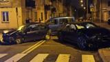 Wypadek na skrzyżowaniu Staszica i Młynarskiej w Kaliszu, Jedna osoba została poszkodowana. ZDJĘCIA