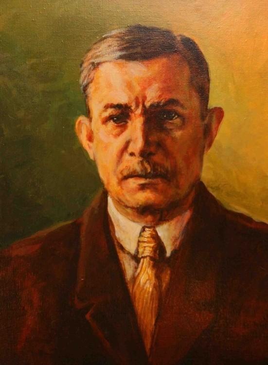 Portret Wojciecha Korfantego z okresu powstań śląskich