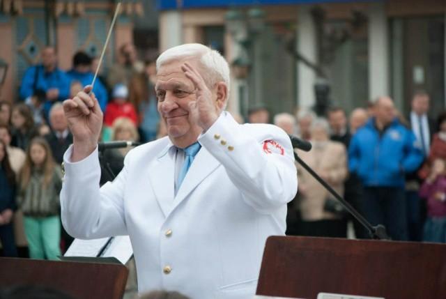 Stanisław Słowiński dziś jest patronem swojej Grodziskiej Orkiestry Dętej