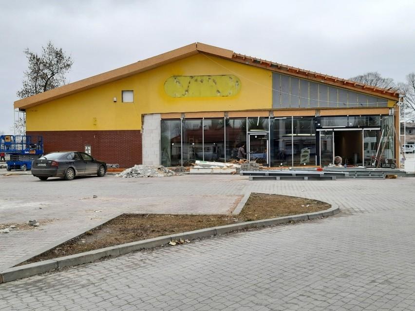 1 lutego ruszy gruntowny remont sklepu sieci Biedronka, przy...