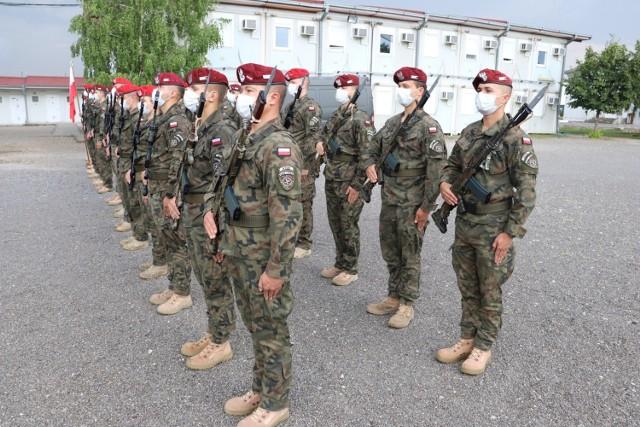 Święto Wojska Polskiego na misji w Kosowie