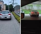 Lubelscy mistrzowie parkowania. Tak parkujemy samochody na Lubelszczyźnie