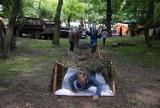 Piknik komandosów w Zawierciu: zobaczcie zdjęcia